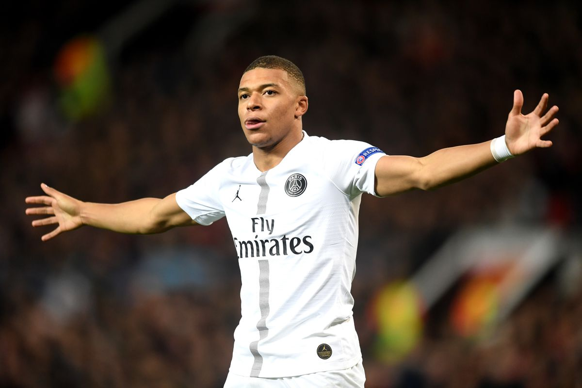 Kylian Mbappe hoping to pip Lionel Messi to Golden Shoe