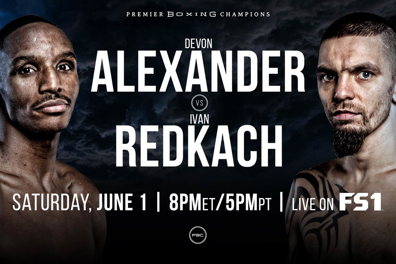 06.01 Web.0 - Preview: Alexander vs Redkach