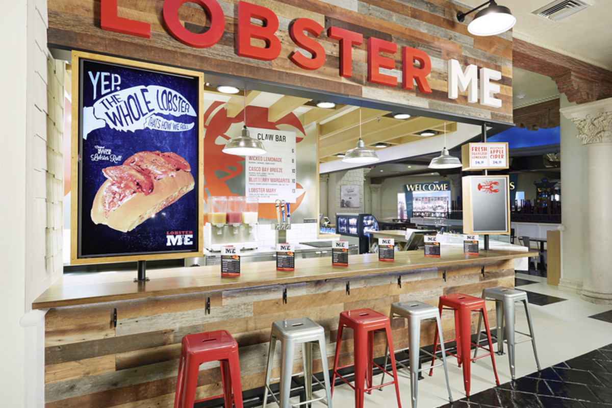 Lobster ME in Las Vegas.