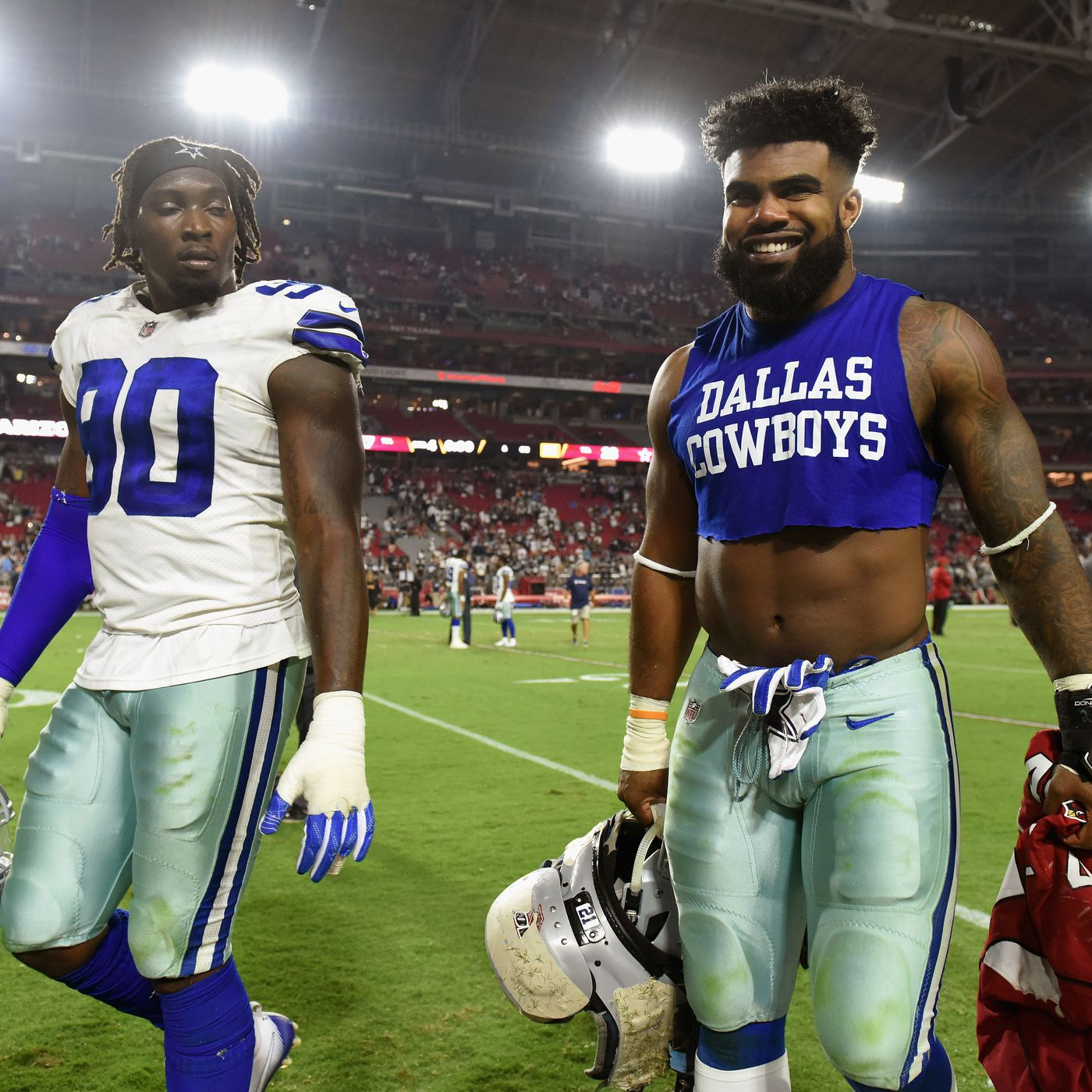Things To Watch Will Zeke Breakout Can Tank Keep His Streak Alive Blogging The Boys