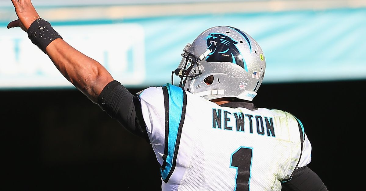 Panthers QB Cam Newton has high praise for Ravens rookie ...
