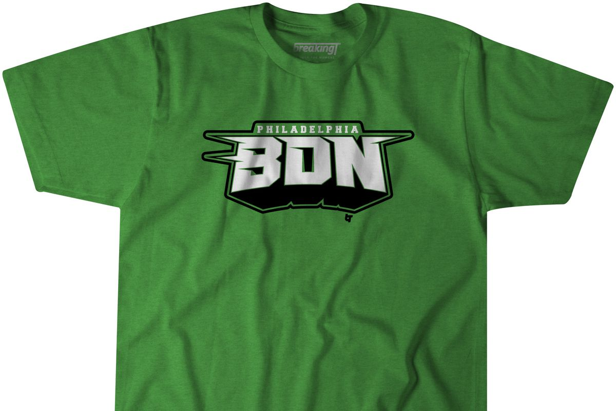 newest 35025 dcf65 The BDN shirt is here - Bleeding Green Nation