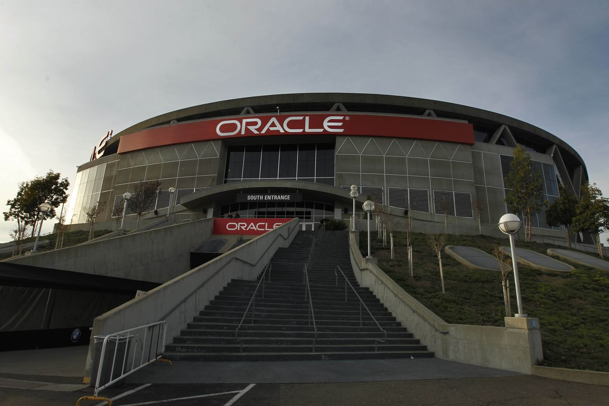 Oracle Arena has the highest average ticket prices in the NBA.