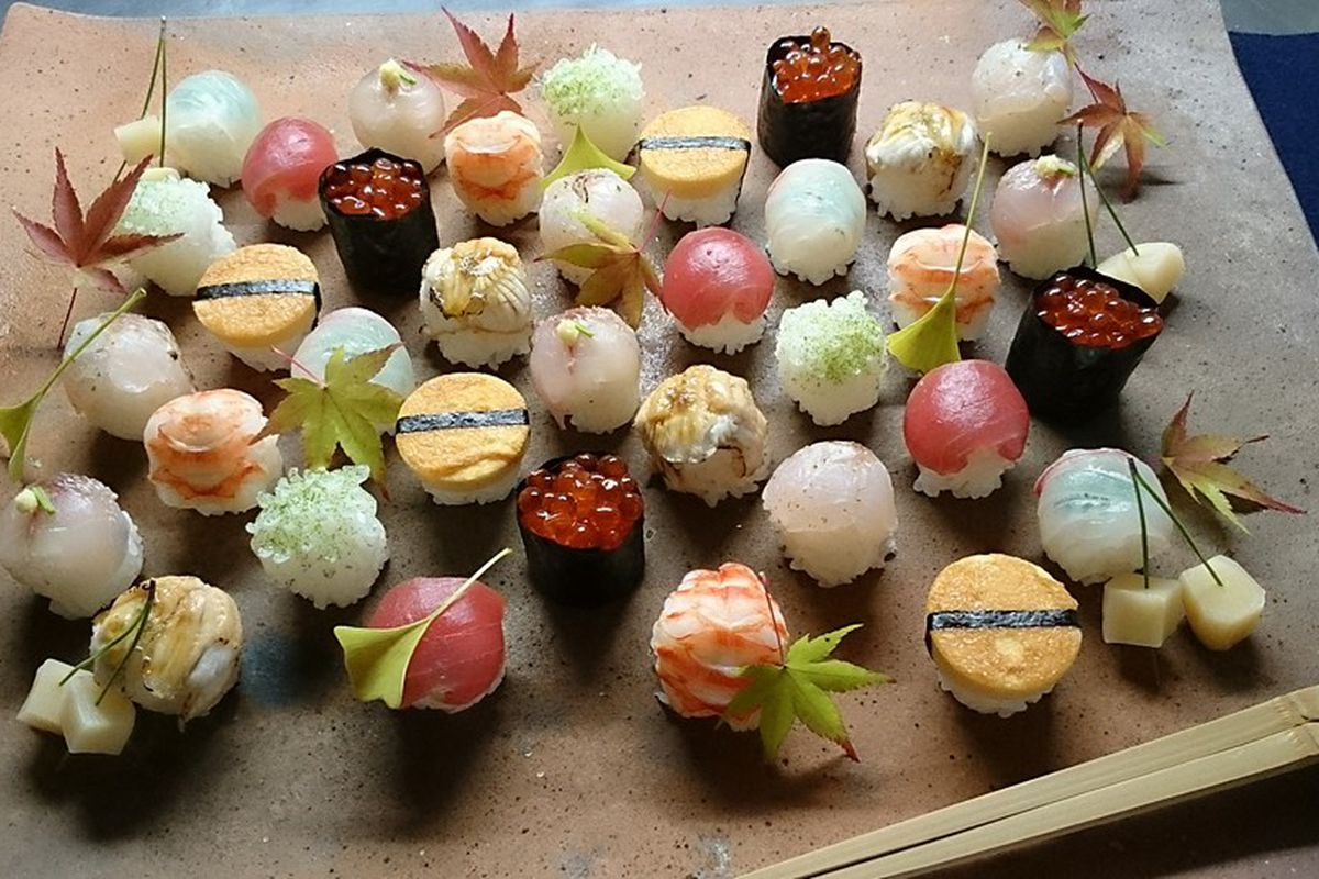 Sushi At Hajime Photo Facebook