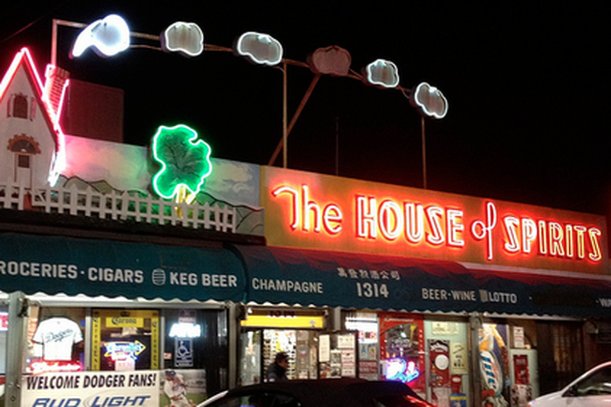 The House of Spirits, Echo Park.