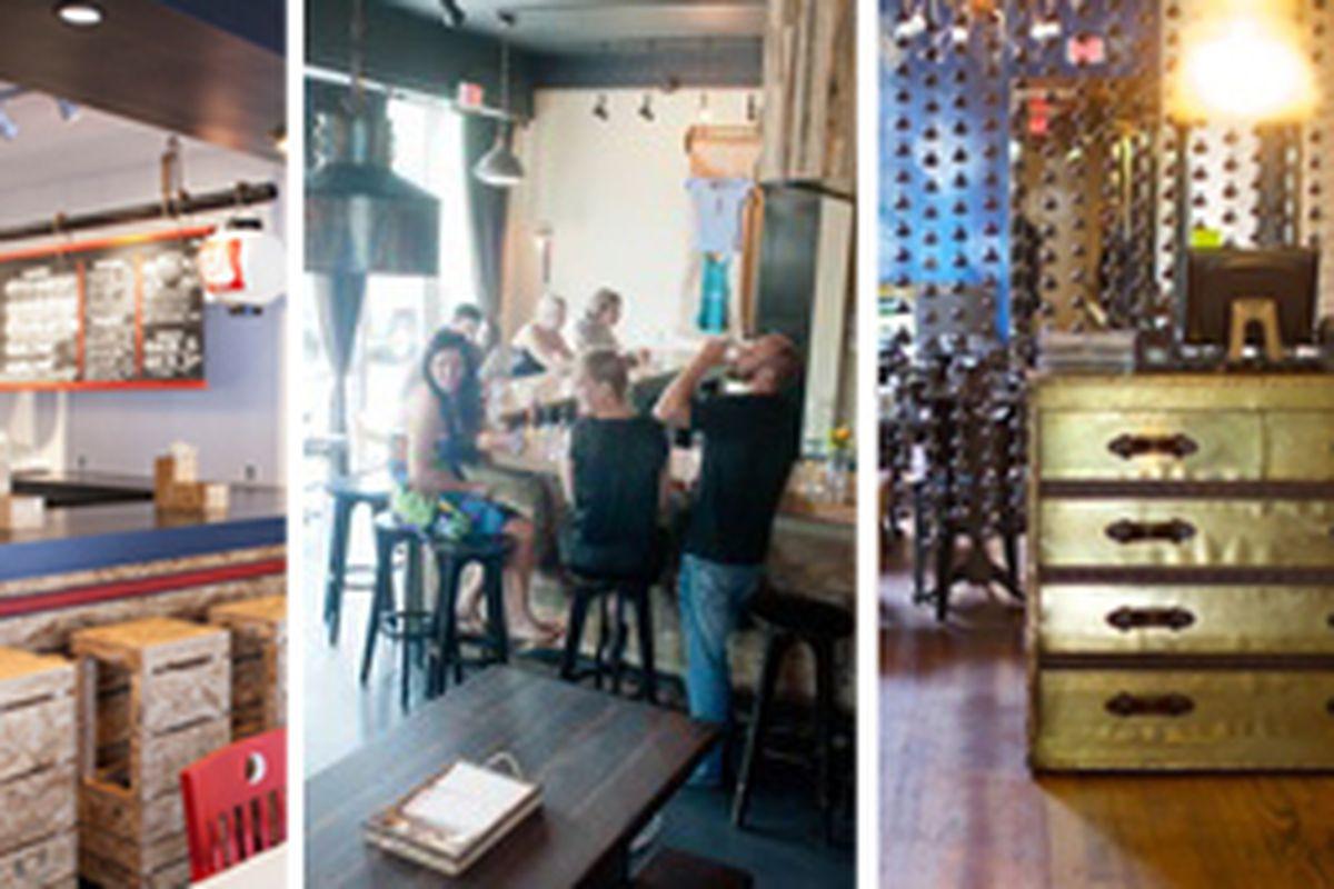 Clark's Oyster Bar, Ramen Tatsu-Ya, Hopfields, Swift's Attic, Salty Sow.