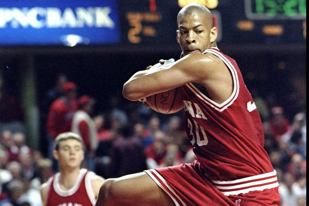 William Gladness against Kentucky in 1998.  Photo used via Getty Images subscription.