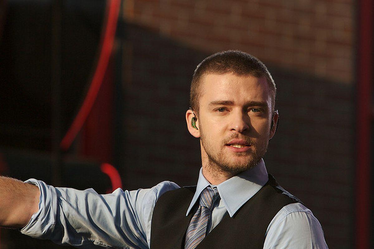 Justin Timberlake Edward Kustoff flickr