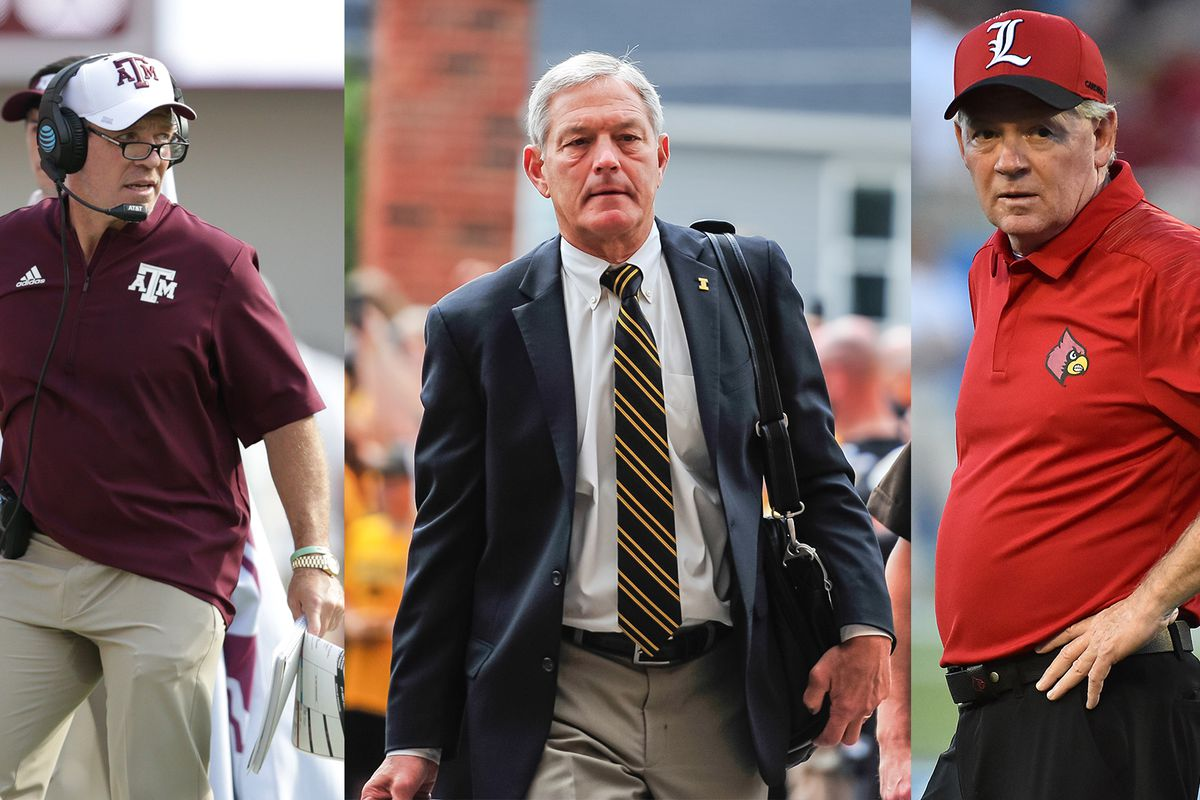 ab83ea112dc 9 inexplicable college football coach buyouts, ranked by inexplicability