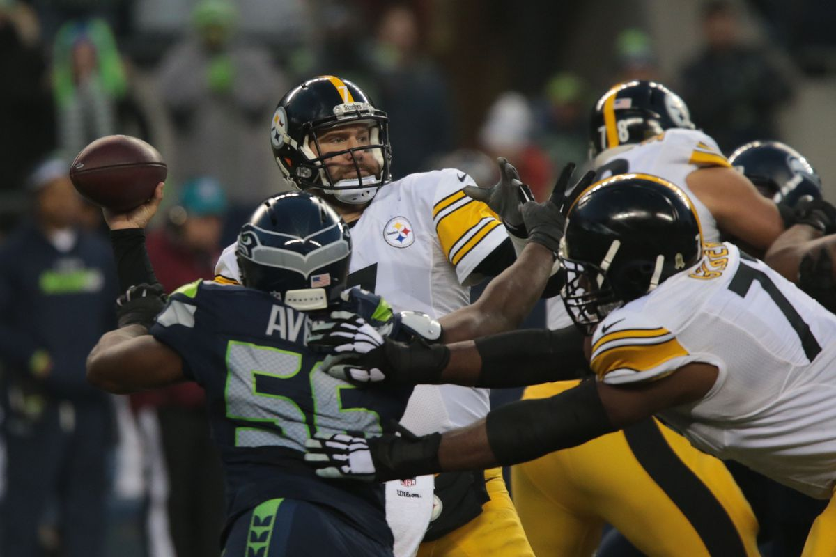 NFL: Pittsburgh Steelers at Seattle Seahawks