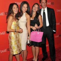 Tiger Mom Amy Chua and family