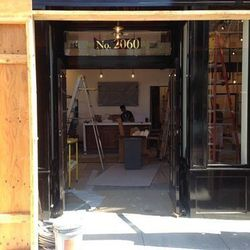 """A Rag & Bone rep tell us the new space at 2060 Fillmore Street in Pac Heights won't be ready """"for another week or so,"""" but <a href=""""http://sf.racked.com/archives/2014/09/05/rag-bone-is-almost-finished-on-fillmore.php"""">construction workers</a> suggest that"""