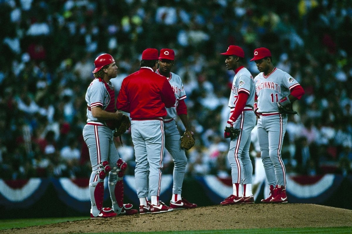 1990 World Series - Game Four