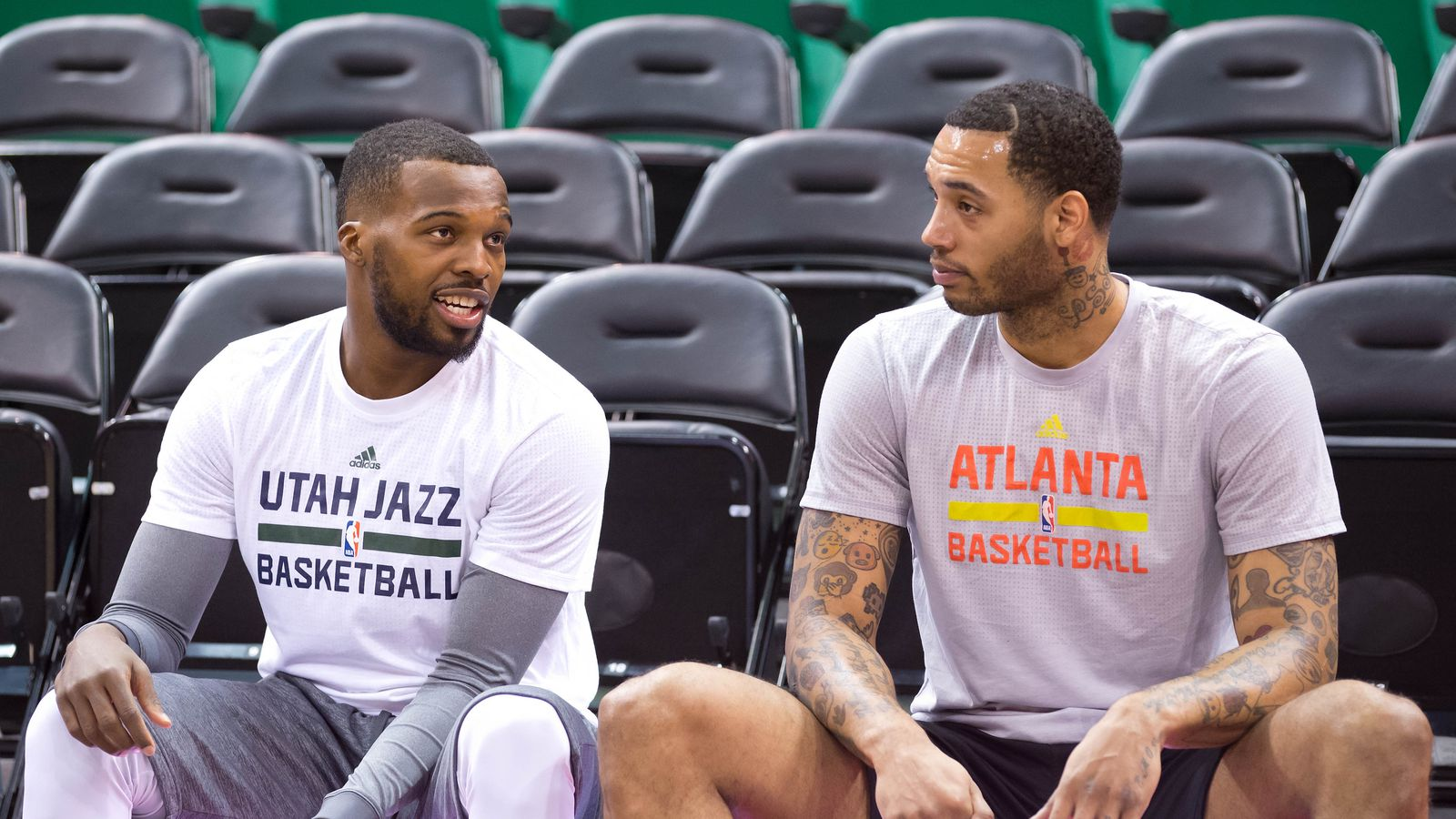 Mike Scott injury: Hawks forward upgraded to 'questionable ...
