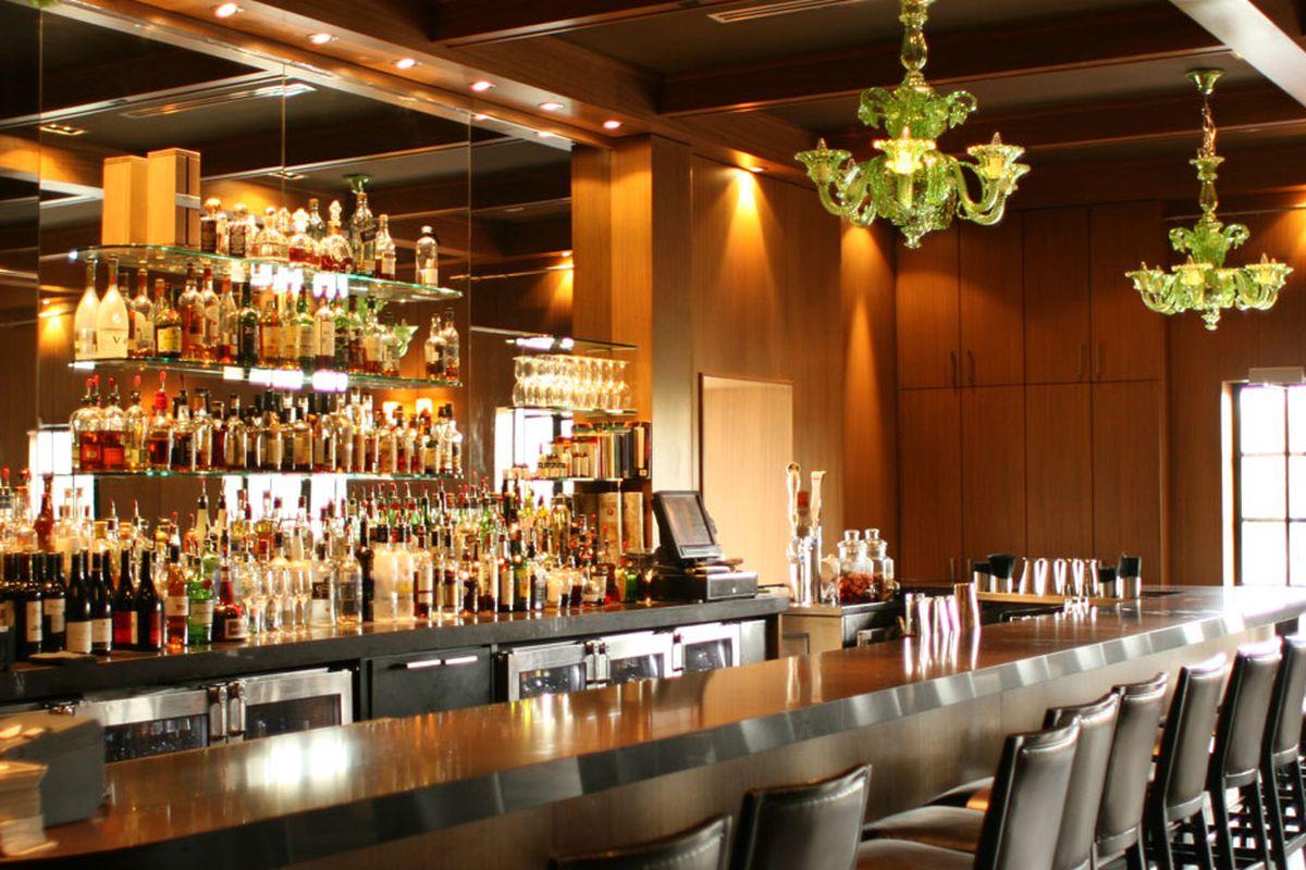 Marquee Bar.