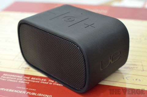 Logitech UE Boombox and Mobile Boombox hands-on - The Verge