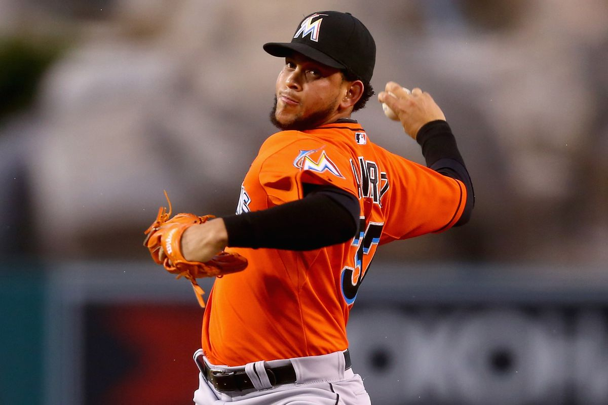 What is the ceiling for Henderson Alavarez and the Marlins' other zone-pounding starters?