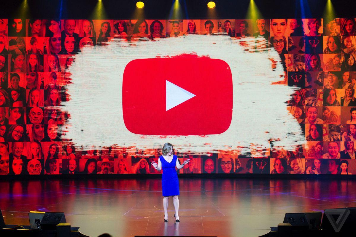 youtube stock, susan wojcicki