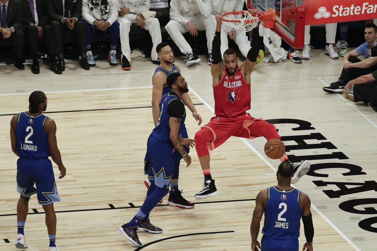 How Utah's Rudy Gobert, Donovan Mitchell fared in the NBA ...