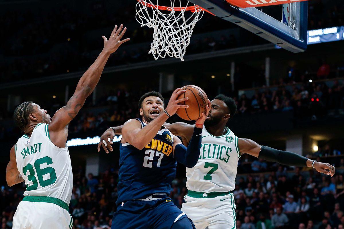 Game Thread: Denver Nuggets at Boston Celtics