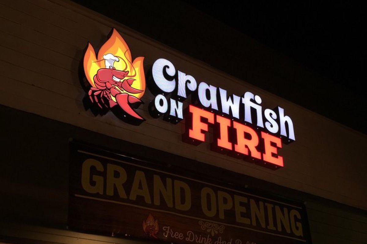 Crawfish on Fire, Eagle Rock