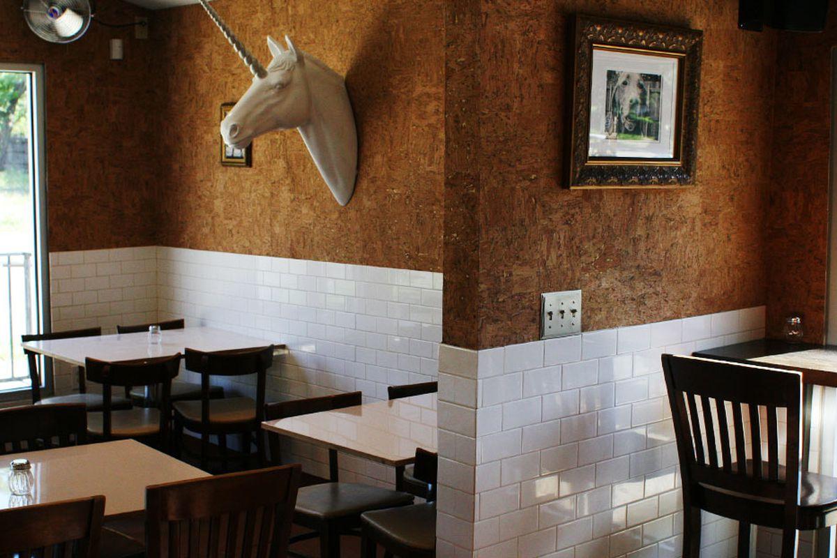Zoli's NY Pizza Tavern in Dallas.