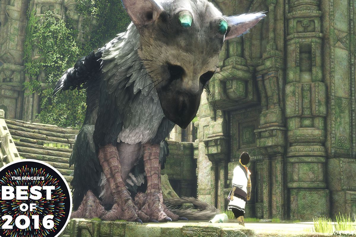 the last guardian' and the video games of the year - the ringer