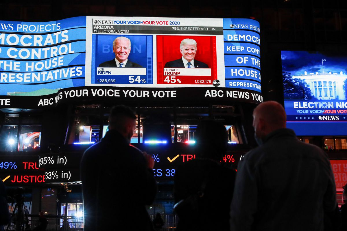 live coverage of election online betting