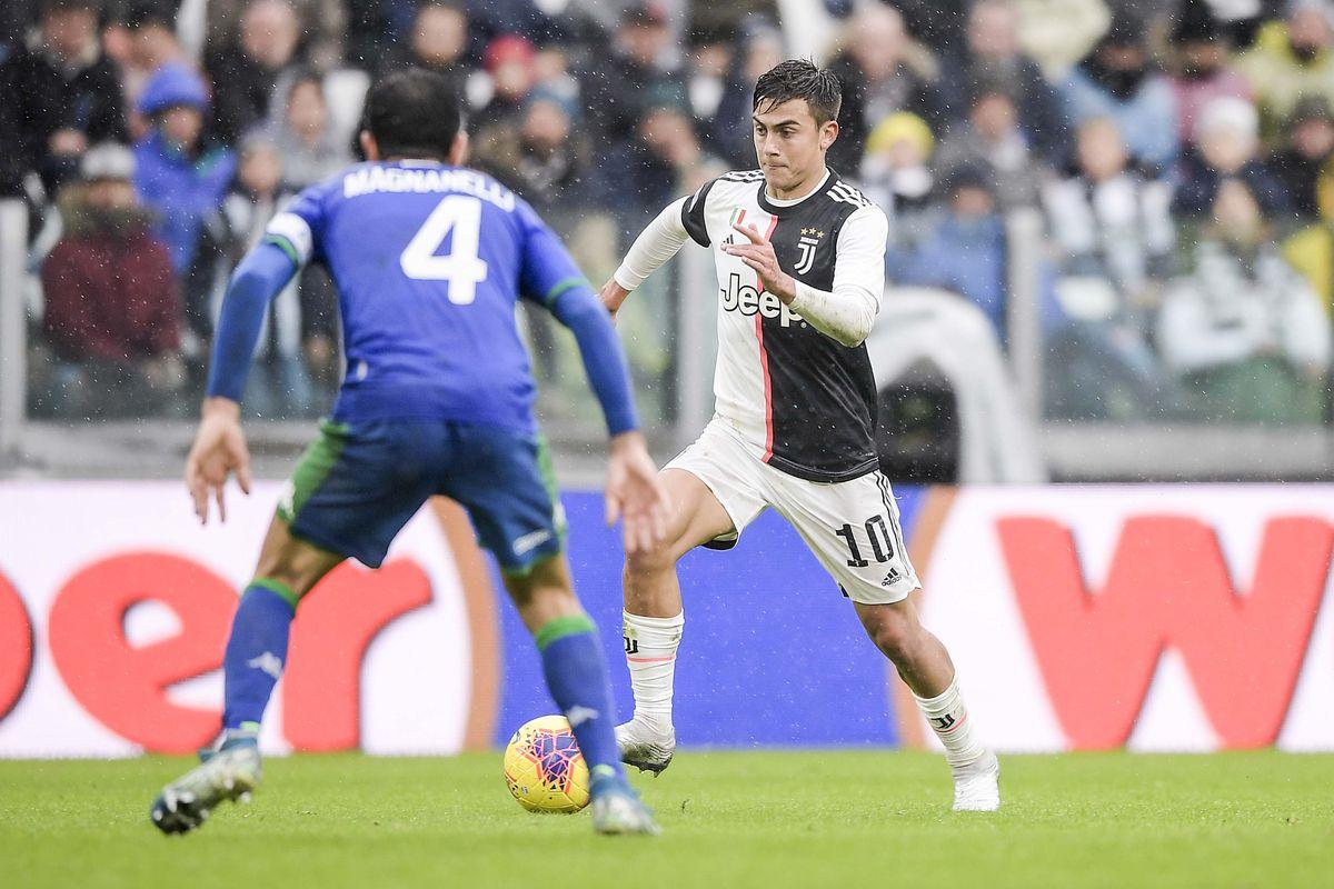 Juventus v US Sassuolo - Serie A