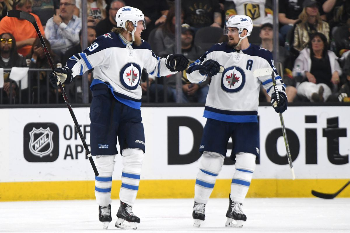 the best attitude a97e3 2b2a7 2018-2019 NHL Preview: Winnipeg Jets - Fake Teams