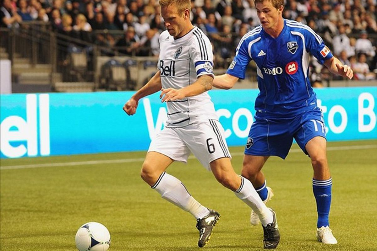 Jay DeMerit will be under pressure trying to handle an offense desperate to get on track.