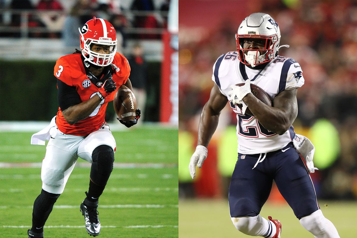 6d96a1c46 Todd Gurley and Sony Michel are forever linked