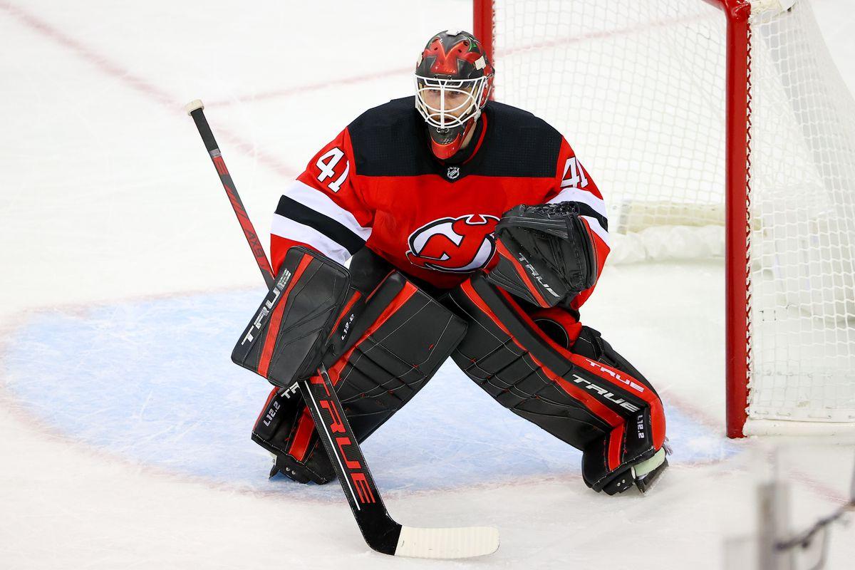 NHL: JAN 28 Flyers at Devils