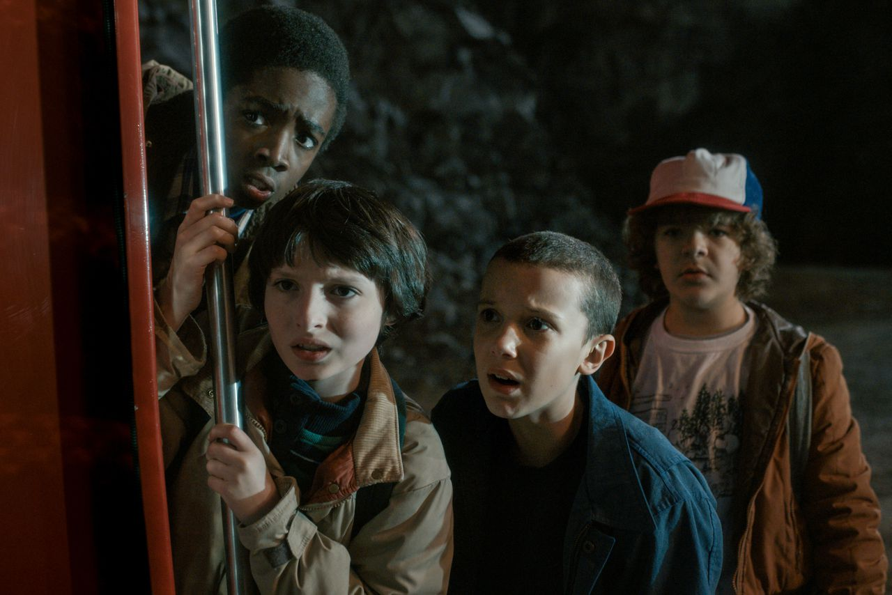 new trailers sully stranger things morgan and more the verge
