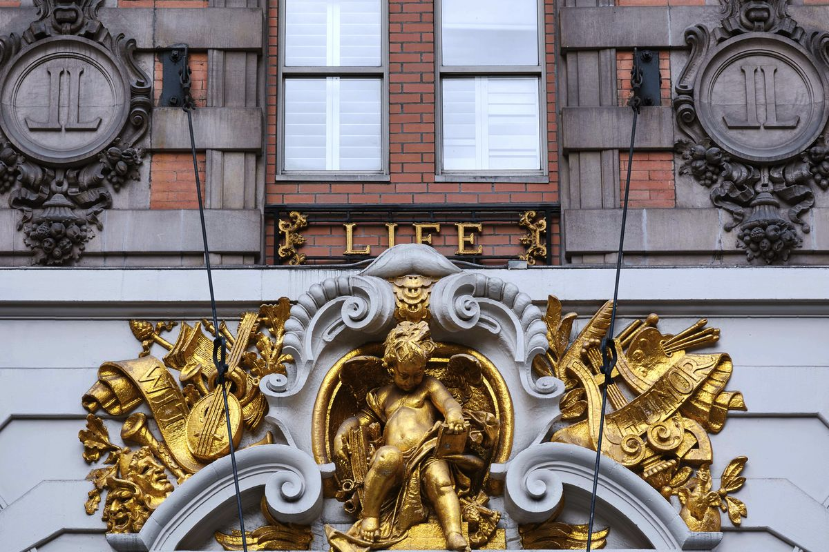 Life Hotel is open at 19 West 31st Street
