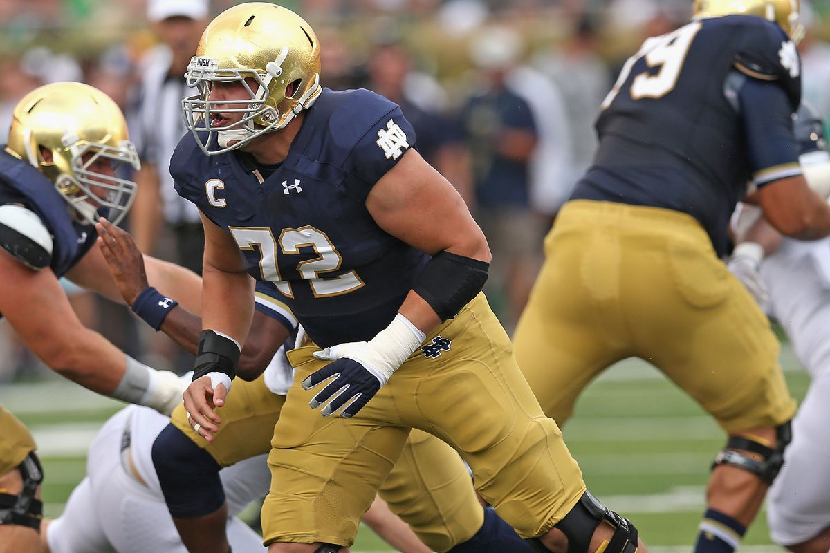 2016 NFL Draft Can Nick Martin be as good as his brother Big