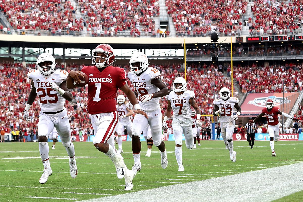 2018 Big 12 Championship: Oklahoma vs. Texas Game Preview ...