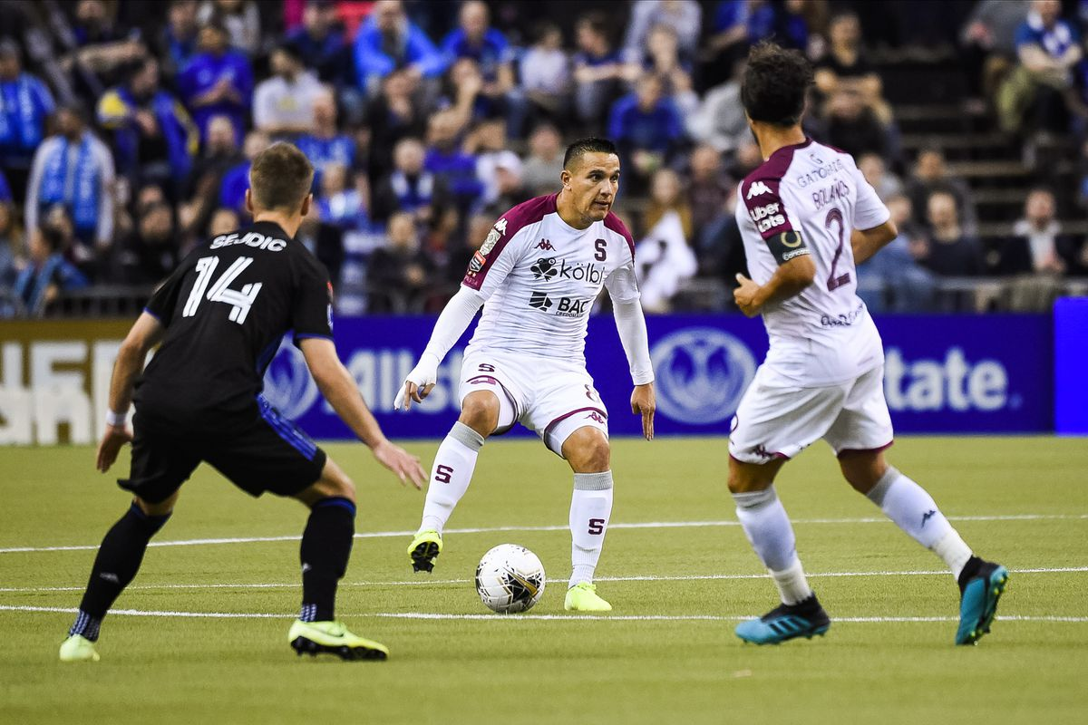 SOCCER: FEB 26 Concacaf Champions League - Saprissa at Montreal Impact