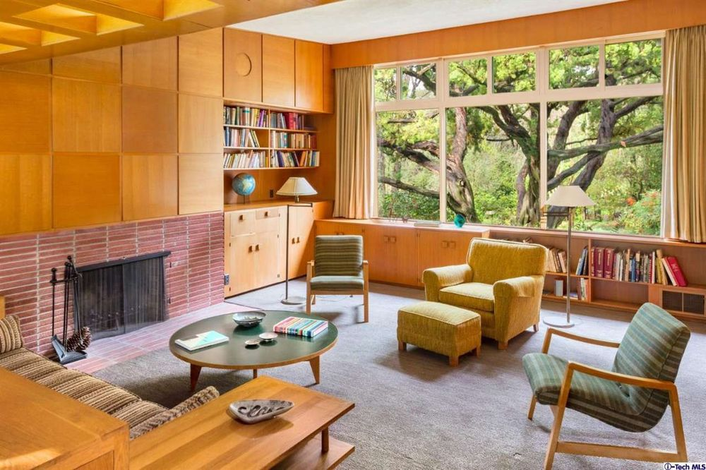 6 midcentury living rooms to inspire your decorating scheme ...