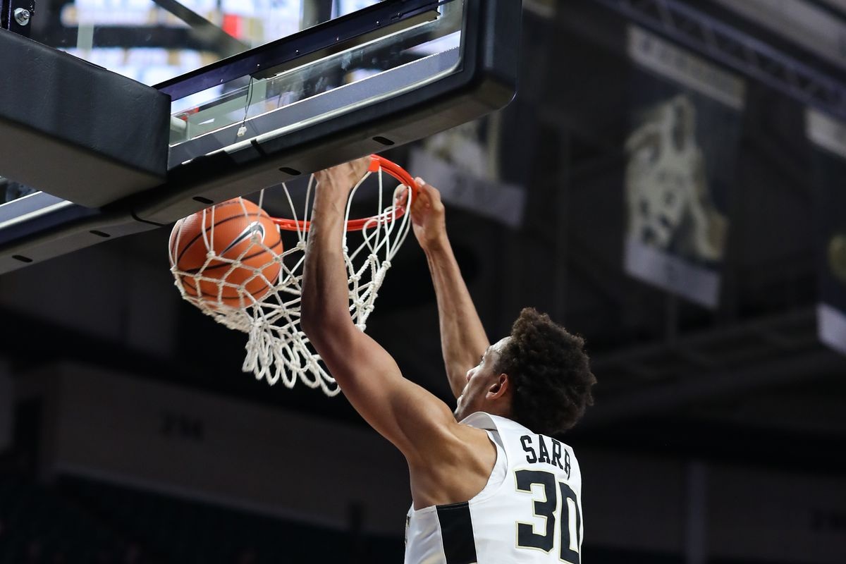 COLLEGE BASKETBALL: JAN 21 Virginia at Wake Forest
