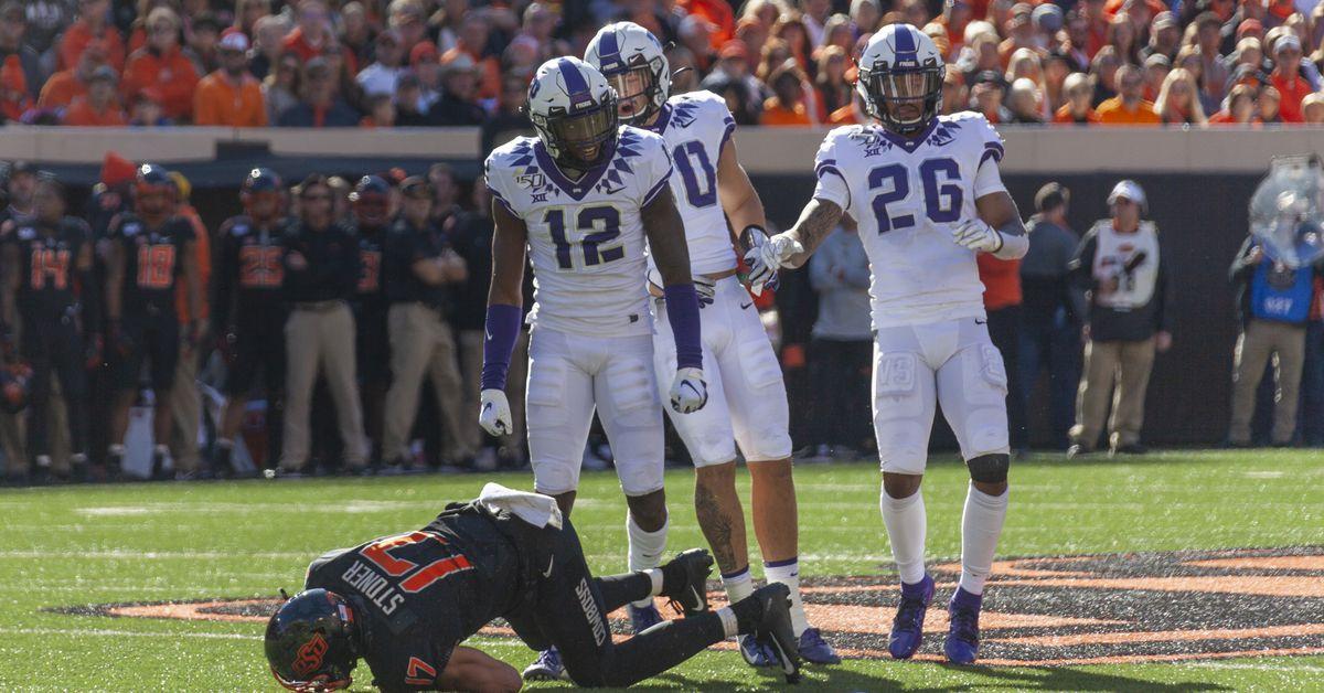 TCU NFL Draft Preview: Jeff Gladney - Frogs O' War