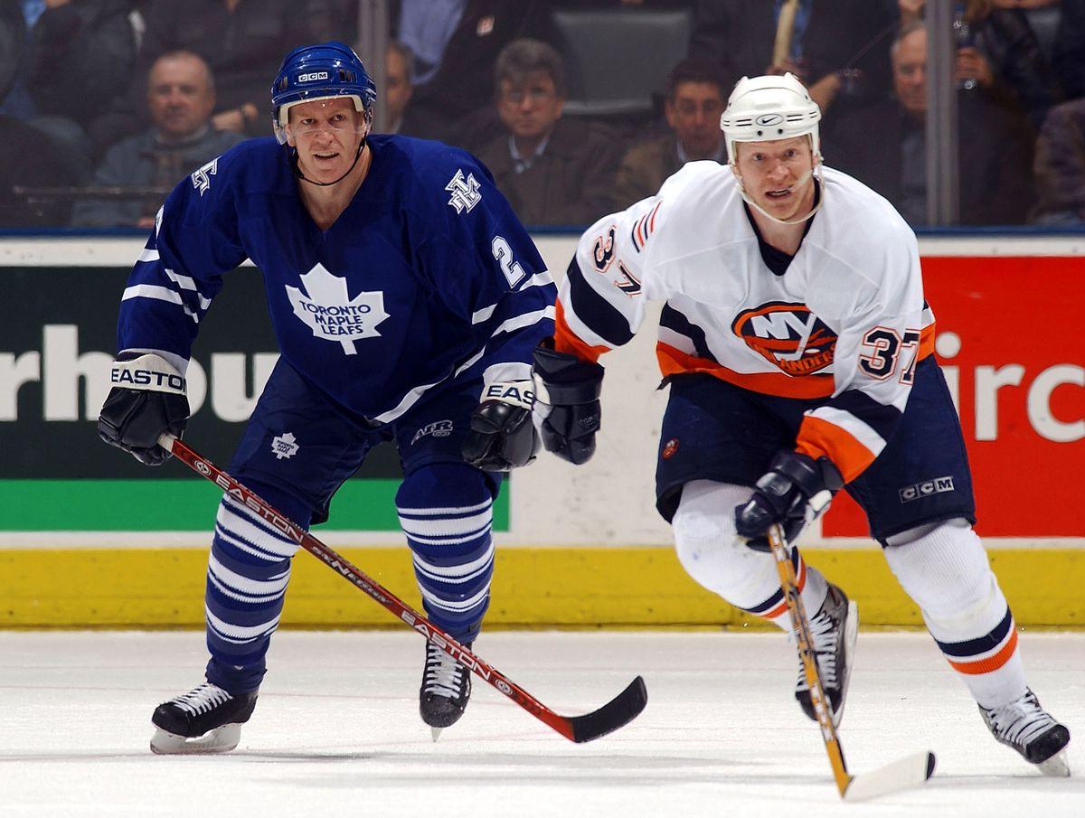 Islanders  v Maple Leafs