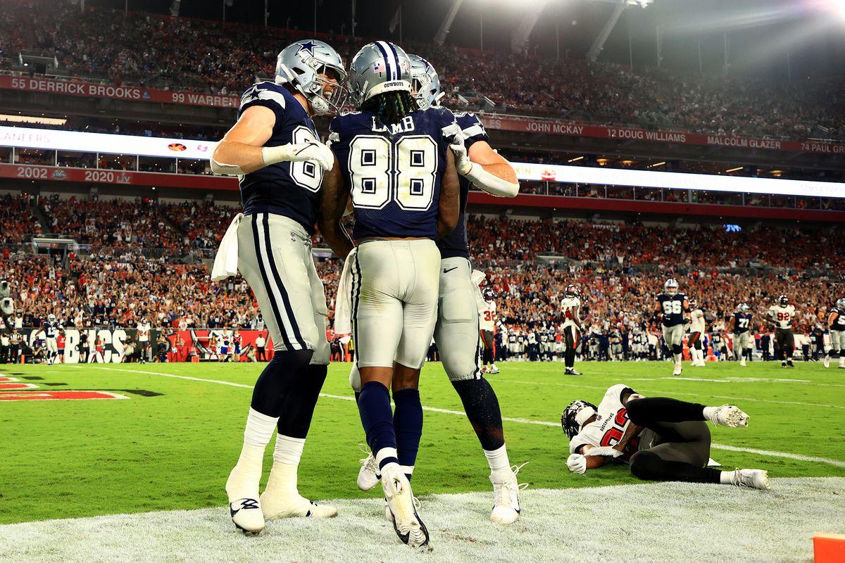 Dallas Cowboys v Tampa Bay Buccaneers