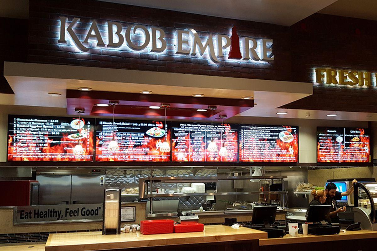 Kabob Empire