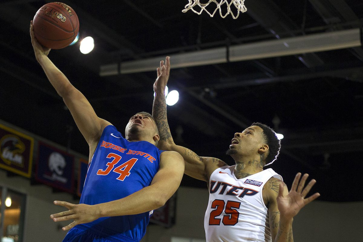 NCAA Basketball: Puerto Rico Tip-Off-Boise State vs Texas-El Paso
