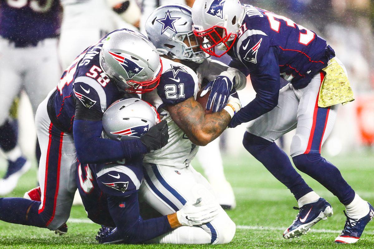 Patriots Vs Cowboys Final Score New England Wins Defensive