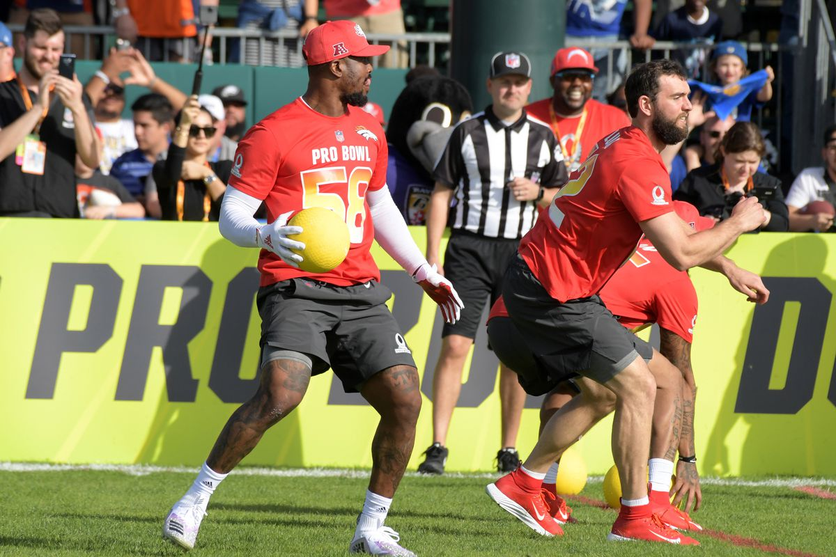 Pro Bowl Skills Showdown 2019  The best moments from all 5 events ... 0db451e42
