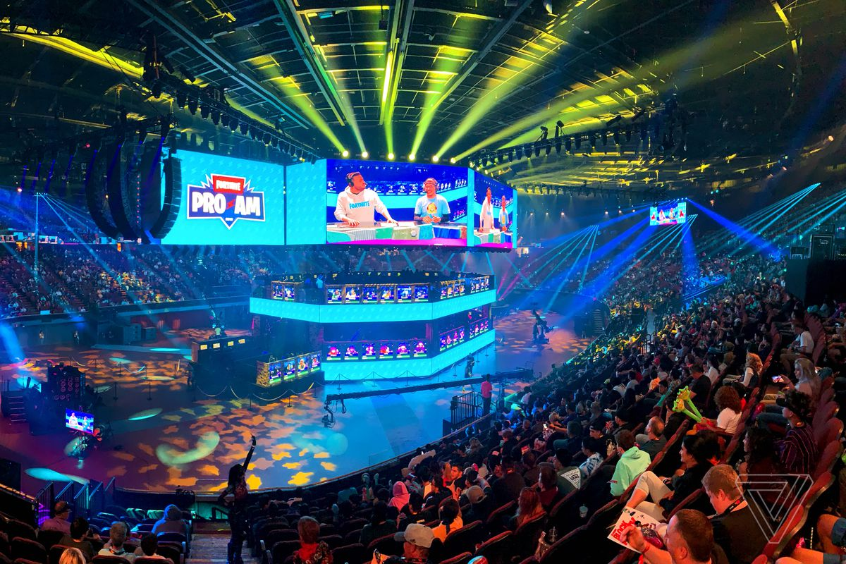 Image result for fortnite world cup finals