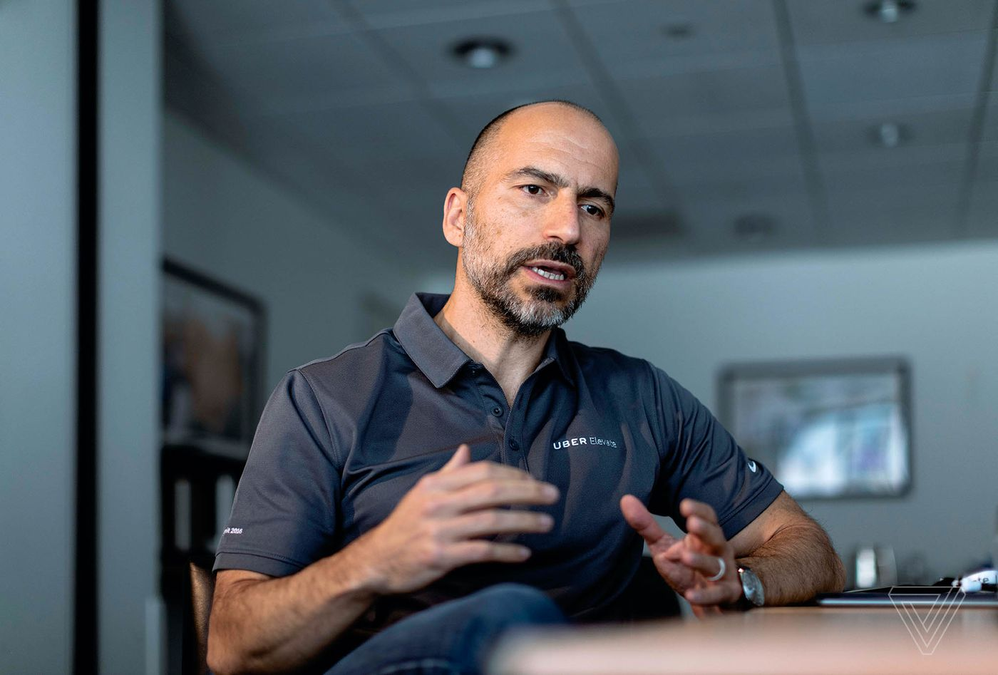 Uber CEO: our future won't just be cars - The Verge