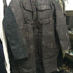 Long Journey coat, size M, $750